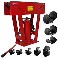 Pijpbuigmachine Pijpbuigmachine Pijpbuigmachine hydraulische 16t*