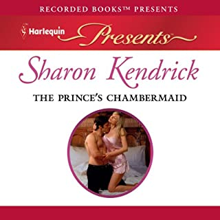 The Prince's Chambermaid audiobook cover art