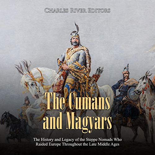 The Cumans and Magyars cover art