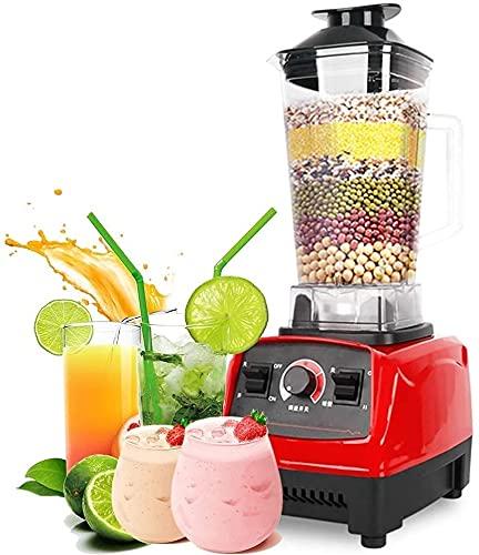 LXNQG Helado Helado Máquina Máquina Blender para la licuadora de alimentos 1800W...