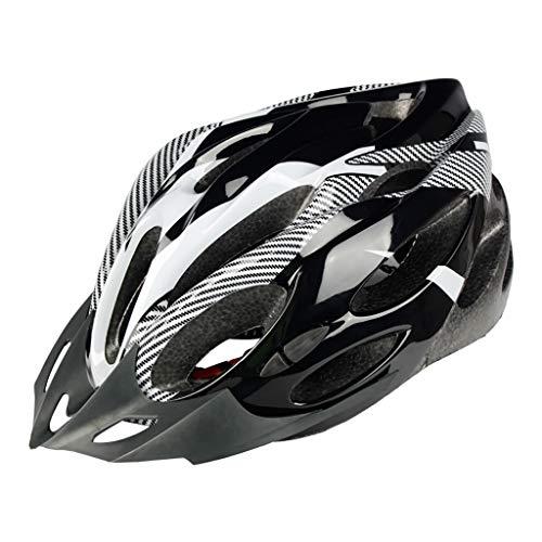 OVINEE Profesional Casco de Bicicleta Ajustable Casco de Bicicleta de montaña Bike...