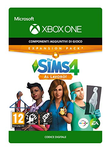 THE SIMS 4: GET TO WORK | Xbox One - Codice download