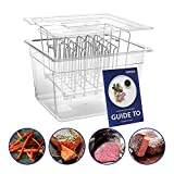 Sous Vide Container with Rack and...