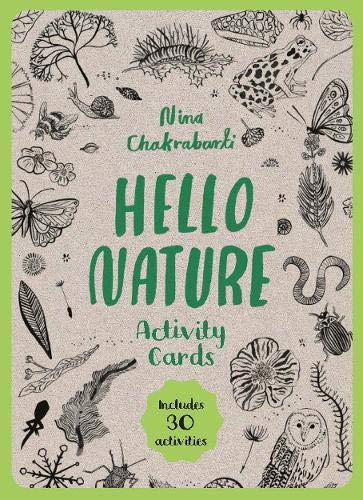 Hello Nature Activity Cards: 30 ...
