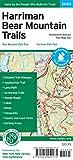 Harriman-Bear Mountain Trails Map, 2020: Bear Mountain State Park, Harriman State Park
