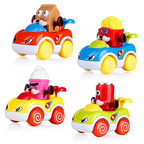 VATOS Car Toys for Baby 1-2 Year Old...