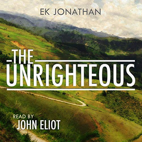 The Unrighteous  By  cover art