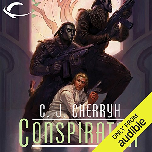 Conspirator cover art