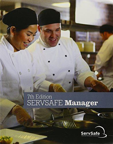 Download ServSafe ManagerBook with Online Exam Voucher (7th Edition) 0134812360