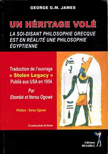 Një trashëgimi e vjedhur: Filozofia e ashtuquajtur Greke është në të vërtetë një filozofi egjiptiane