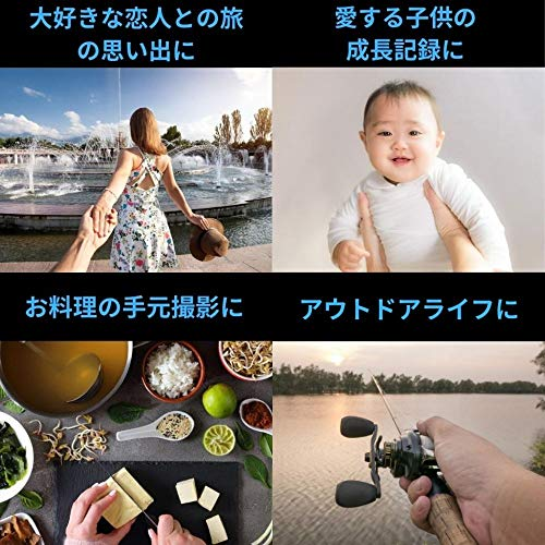 【ActyGo】GoProゴープロ用アクセサリーネックレス式マウントhero9hero8MAXスマホその他アクションカメラ対応
