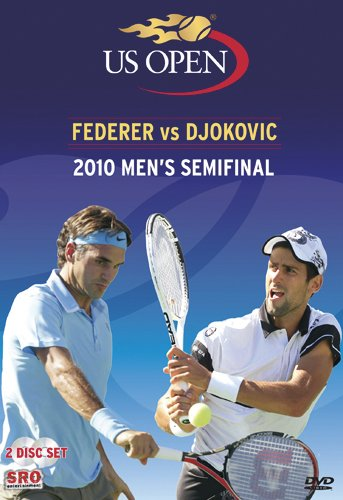 Price comparison product image 2010 Us Open Men's Semi-Final: Federer Vs Djokovic