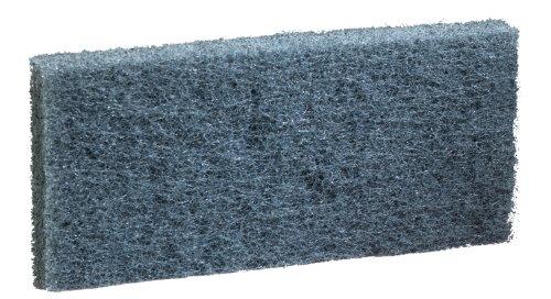 3M Doodlebug Blue Scrub Pad 8242, 4.6