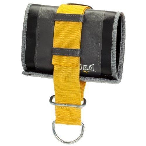 Everlast Boxsack Halterung ohne Bohren, Schwarz/Gelb/Grau