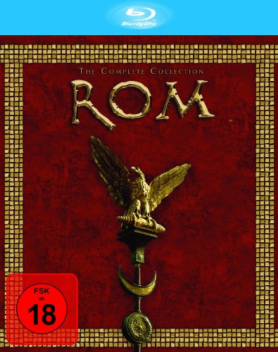 Rom - The Complete Collection [Alemania] [Blu-ray]
