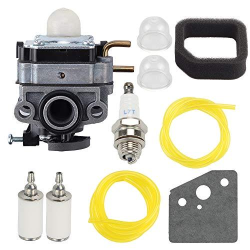 Hilom 753-06258A Carburetor for 753-06258 RY252CS RY253SS RY251PH RY254BC 2 Cycle 25cc Gas Cultivator String Trimmer Rep 307160001 316299372 316773800
