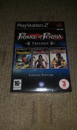 Prince Of Persia Trilogy (PS2) UK IMPORT