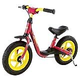 """Kettler Laufrad """"Spirit Air"""" – Farbe: rot und gelb – Reifengröße: 12,5 Zoll, ab 2 Jahren..."""