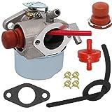 640303 Carburetor for Tecumseh 640271 Carburetor Fits 640350 640338 640274 13566 LV195EA LV195XA LEV100 LEV105 LEV120 10682 10683 10684 10685 10686 10687 10684C 10686C TORO 20016 20017 Carburetor