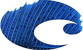 Costa Del Mar Logo Sailfish Decal