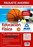 Paquete Ahorro Educación Física. Cuerpo de Profesores de Enseñanza Secundaria