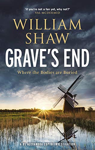 Grave's End Book Cover
