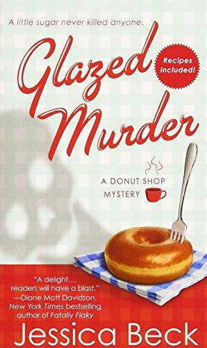 Download Glazed Murder (Donut Shop Mysteries) 0312946104