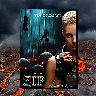 Zip audiobook cover art