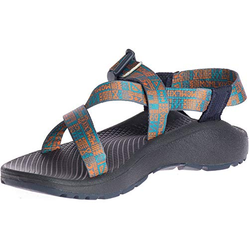 Chaco womens Zcloud Sport Sandal, New Native Blue, 5.5 US