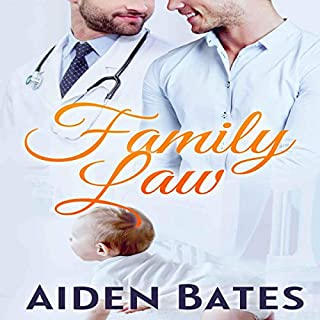 Family Law     Silver Oak Medical Center, Book 3              By:                                                                                                                                 Aiden Bates                               Narrated by:                                                                                                                                 David Loan                      Length: 10 hrs     2 ratings     Overall 4.0