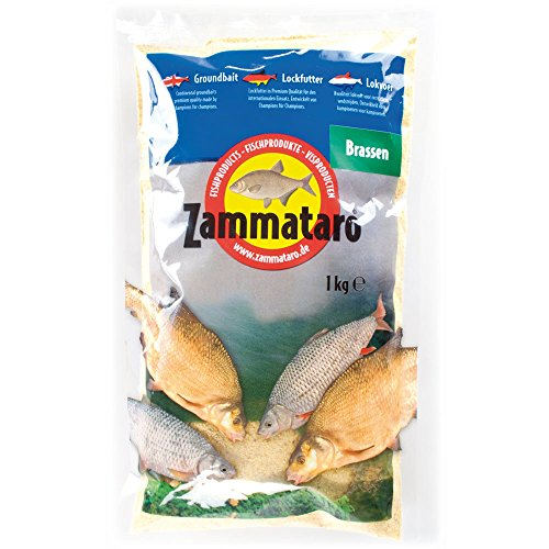 ZammataroFertigfutter Brassen 1kg