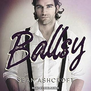 Ballsy cover art