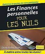 Les finances personnelles pour les nuls de Pascale Micoleau-Marcel
