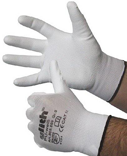 ChiliTec Nylon Feinstrick-Handschuhe mit