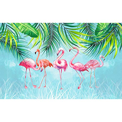 DIY 5D Full Diamond Painting Kits Crystal Art Kits Crystal Strass Stickerei Weihnachten Kreuzstich Kunst Craft Supply Canvas Diamond Art Flamingo für Küche Hotel Salon Wand 30 x 40 cm