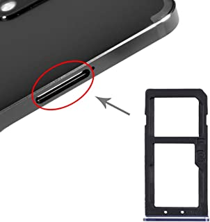 HOUSEHOLD Cell Phones Accessories Maintenance Upkeep Repairs SIM Card Tray + SIM Card Tray/Micro SD Card Tray for Nokia 6 ...