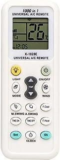 Crewell Consumo de Energía Universal bajo K-1028E Condición del Aire Control Remoto del Aire Acondicionado LCD A/C
