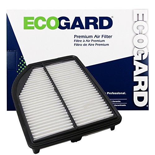 ECOGARD XA10019 Premium Engine Air Filter Fits Honda CR-V 2.4L 2012-2014