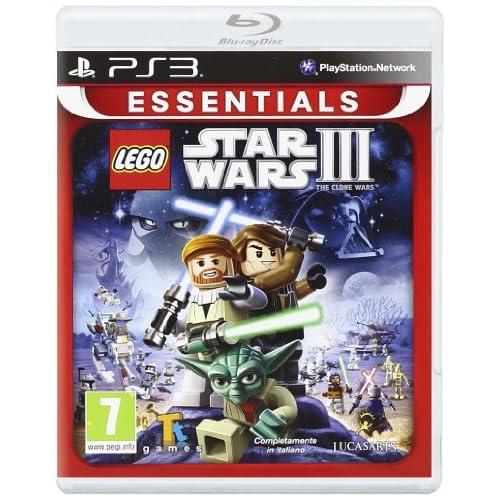 Essentials Lego Star Wars 3: La Guerra Dei Cloni