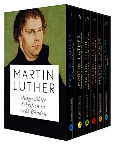 Ausgewählte Schriften: 6 Bände in Kassette (insel taschenbuch)
