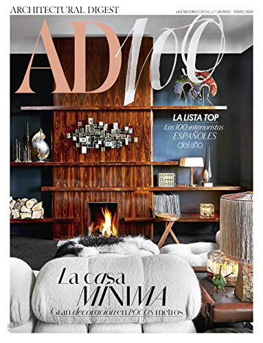 Architectural Digest España (AD) -Enero 2020 - Nº 153 ⭐