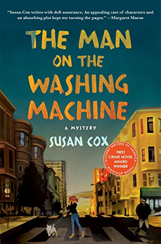 Price comparison product image The Man on the Washing Machine: A Mystery (Theo Bogart Mysteries)
