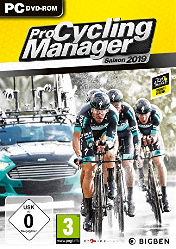 Game pc Big Ben Pro Cycling Manager 2019