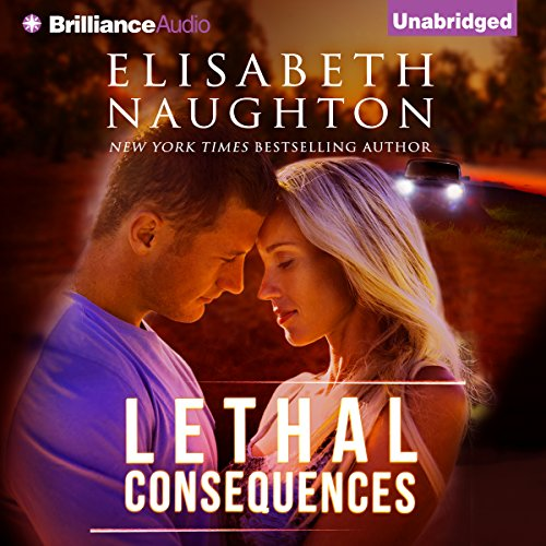 Lethal Consequences audiobook cover art