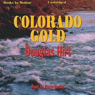 Colorado Gold audiobook cover art
