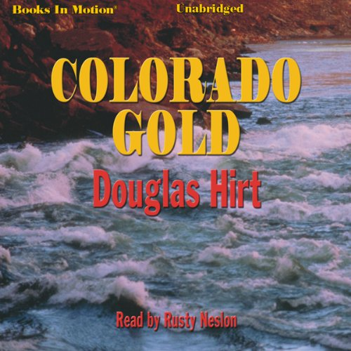 Colorado Gold audiobook cover art