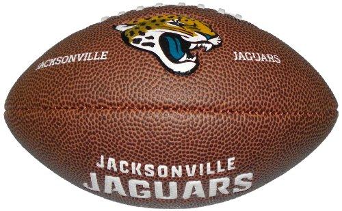 Wilson Football NFL Mini Jacksonville Jaguars Logo, Braun, 2, WL0206482042