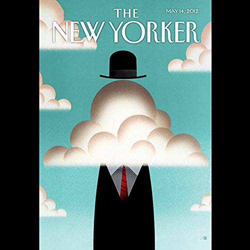 The New Yorker, May 14th 2012 (Nick Paumgarten, Michael Specter, James Surowiecki) copertina