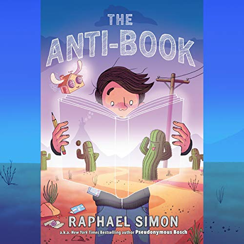 『The Anti-Book』のカバーアート