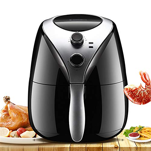 SISHUINIANHUA 5L Air Fryer Haushalt Intelligent Kein Ölschwaden High Capacity Fritteuse Französisch Fries Maschine Kartoffelchips Friteuse